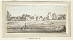 Bayham Abbey f. 13 (no. 22)
